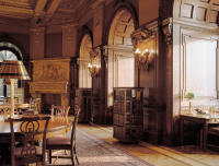 Library of Congress for Architectural Digest